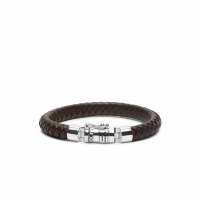 BUDDHA TO BUDDHA - LEATHER BRACELET