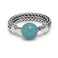 BATAS SPHERE STONE RING MINT